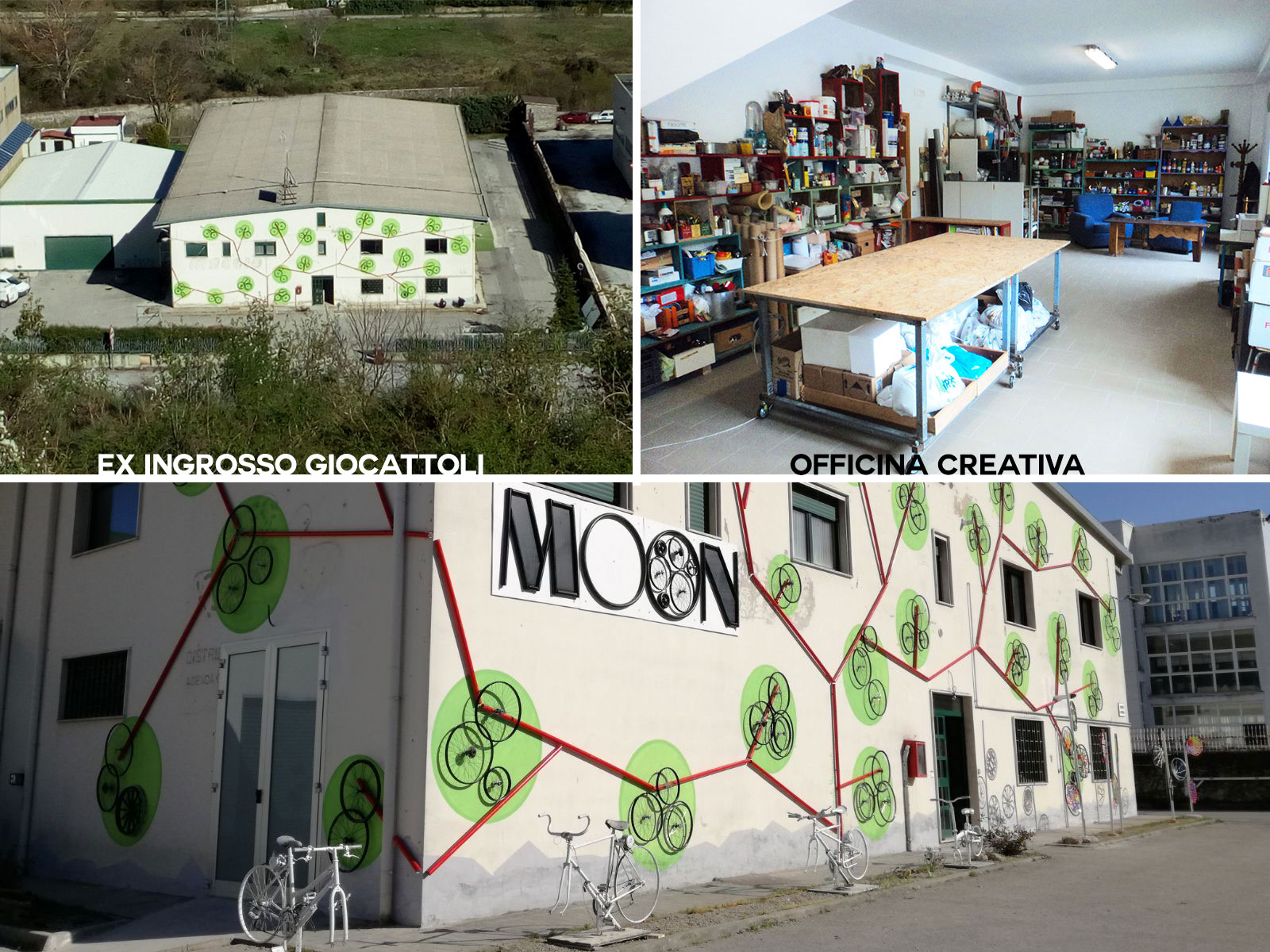 MOON - Museo Officina Oggetti Narranti